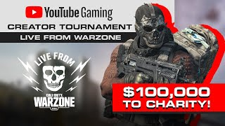 Call of Duty®: Warzone - YouTube Gaming Creator Tournament