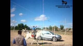 preview picture of video '1º CARRERA DE CINTAS BOLAÑOS DE CALTRAVA 2014'