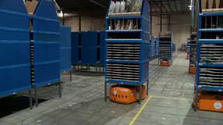 Robotic Distribution