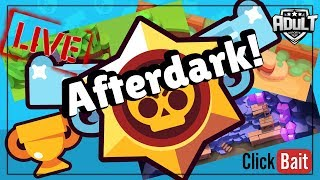 Join Our Official Clan!  1K Trophies To Join!!!  AfterDark™ (Tag: #PCQ8PR)