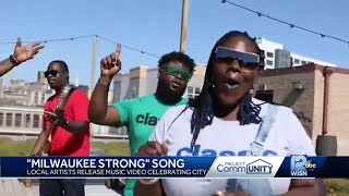 Project Community: 'Milwaukee Strong' song
