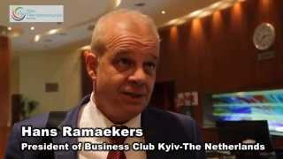Business Club Kyiv-The Netherlands at Radisson Blu Hotel Kiev