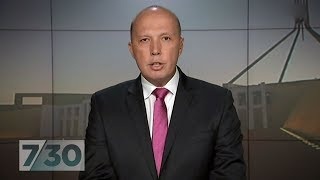 "Peter Dutton says ""we will see boats"" after losing medical evacuees legislation 