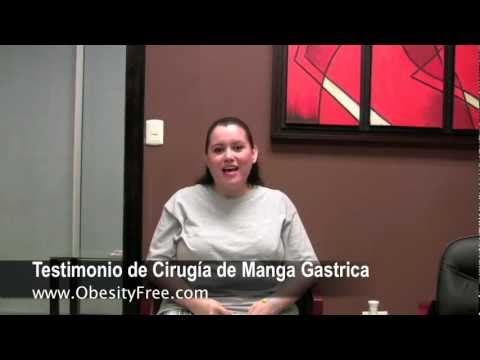 Gastric Bypass, Obesity Surgery, Patient Testimonial in Monterrey, Nuevo Leon, Mexico