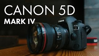 Canon 5D Mark IV Review: The first 2 months hands on