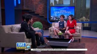 Talk Show bersama Bayu Skak pembuat video kreatif Indonesia di Sosial Media 2014 - IMS