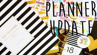 Planner Update | July 2015