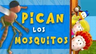 Pican los mosquitos - Biper y sus Amigos - Video Oficial