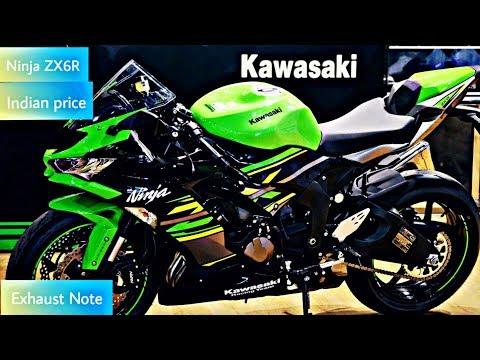 All New Beast Kawasaki Ninja Zx6r 2019 Review Walkaround