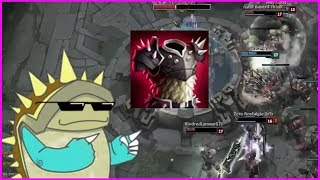 This Is How You Get A Quadra As Rammus - Best of LoL Streams #139