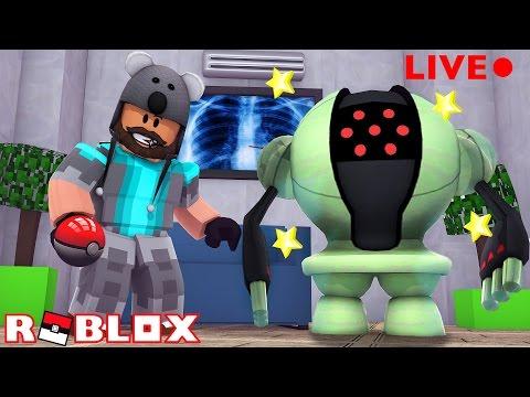 REGISTEEL + ASH-GRENINJA SHINY HUNTING!!!! | Pokémon Brick Bronze [#64] | ROBLOX LIVE