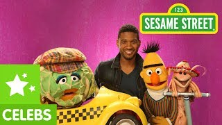 Sesame Street: Usher and Bert are Unique