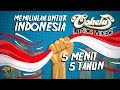 COKELAT BAND - 5 MENIT, 5 TAHUN - OFFICIAL LYRICS VIDEO