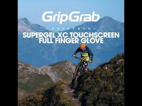 GripGrab Supergel XC handske sort video