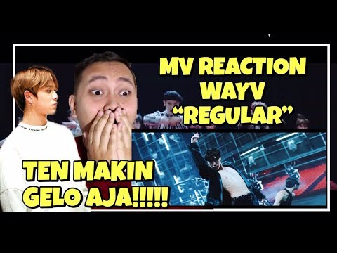 "MV REACTION #55 - WayV ""REGULAR"""