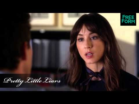 Pretty Little Liars 6.13 (Clip 'Spencer is Questioned')