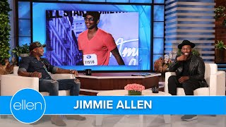Jimmie Allen's Nerve-Wracking, Full-Circle Moment on 'American Idol'
