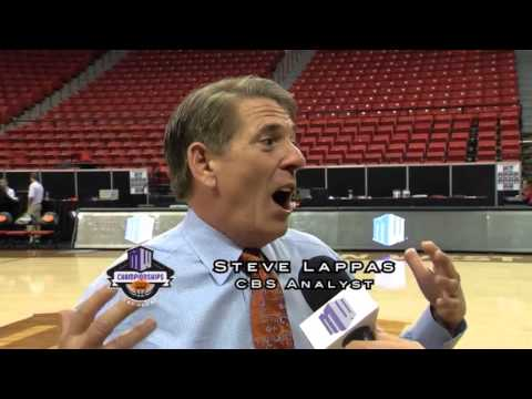 One-on-One with Steve Lappas