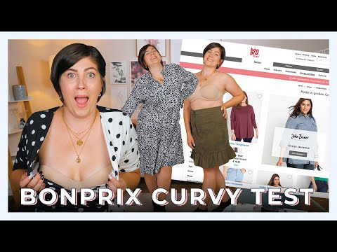 ALTBACKEN ODER MODERN? | BONPRIX | Curvy Mode Test in Größe 40 / 42