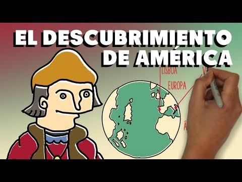 ¿Cristobal Colón Descubrió América?