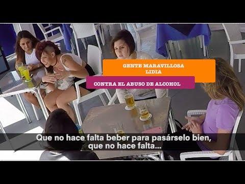 El alcoholismo y los hechizos