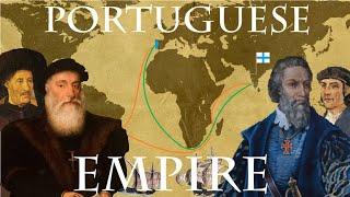 The Portuguese Empire 1 Of 3