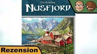 Nusfjord - Brettspiel - Review