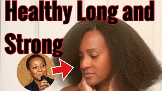 17 Easy Tips To Grow Strong, Long And Healthy Natural Hair