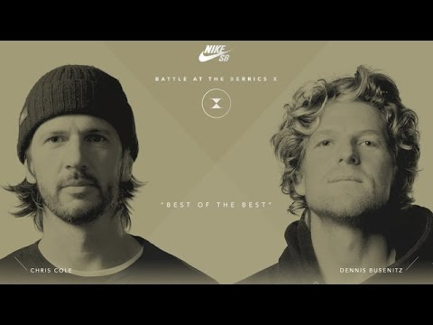 BATB X | Chris Cole vs. Dennis Busenitz - Round 1