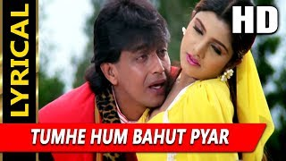Tumhe Hum Bahut Pyar With Lyrics | Hariharan   - YouTube