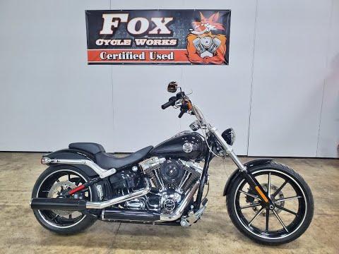 2013 Harley-Davidson Softail® Breakout® in Sandusky, Ohio - Video 1