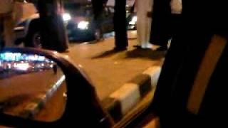 preview picture of video 'احتفال المصريين في مدينة الخرج بفوز مصر بكأس افريقيا'