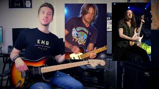 EMG SA Pickups Review/Demo/Comparison