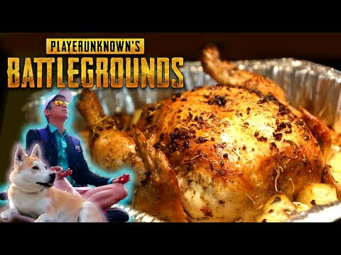 WINNER WINNER CHICKEN DINNER from PUBG PlayerUnknown's Battlegrounds