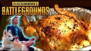 WINNER WINNER CHICKEN DINNER from PUBG PlayerUnknown's Battlegrounds