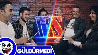 GÜLMEME CHALLENGE! (Güldürmedi 3.Bölüm) ft. Güldür Güldür Ekibi