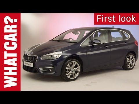 Five key things about the 2014 BMW 2 Series Active Tourer - What Car?