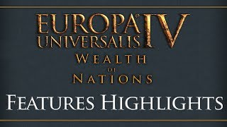 Europa Universalis IV: Wealth of Nations Youtube Video