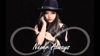 Charice - Never Always - Lyrics