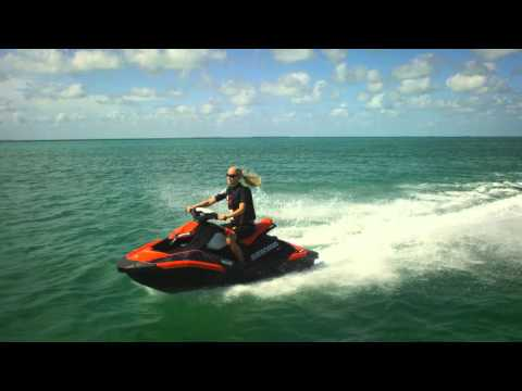 2016 Sea-Doo Spark 3up 900 H.O. ACE in Speculator, New York - Video 1
