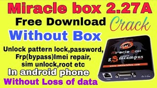 Miracle box download