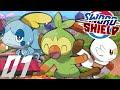 Pokémon Sword and Shield - Episode 1 | Galar Gang!