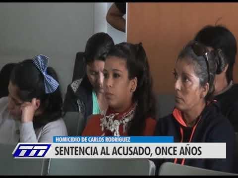 Once años de prisión para Heber Martínez