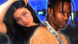 Kylie Jenner se Cubre una Marca en la Cara