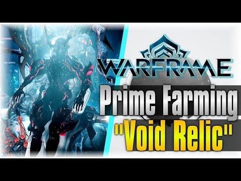 Warframe - Get Nova Prime + Mag Prime Free! (Relic Locations