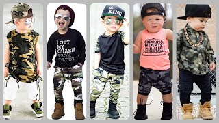 CUTE And Trendy Baby Boys Camo Outfits | Baby Boys Summer/springs Outfits
