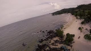 Reviola Beach - FPV Footage