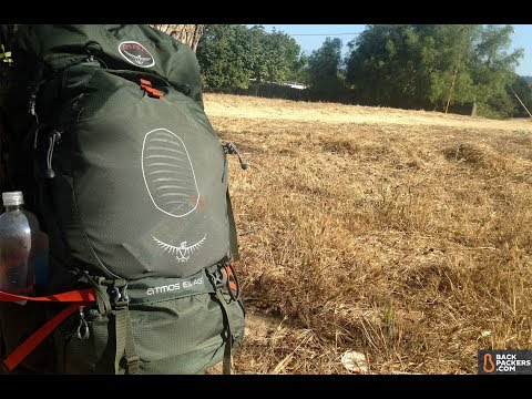 Osprey Atmos AG 65 Review – Backpacking Backpack Review