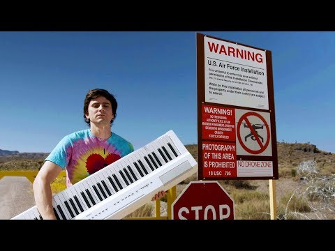 I Played Piano at Area 51