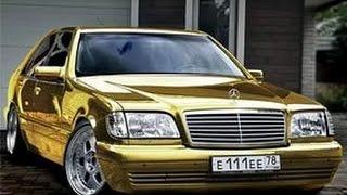 Tuning Mercedes W140